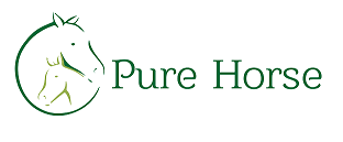 Pure horse logo Jantine email header