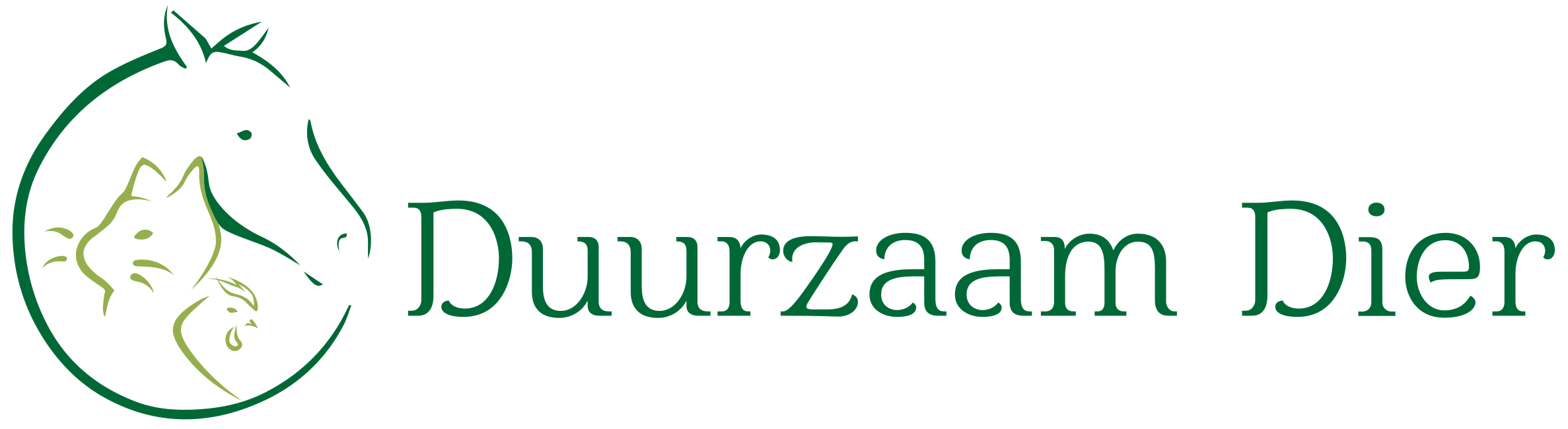 logo duurzaam dier jantine website header