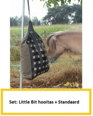 Set: Little Bit hooitas + Standaard